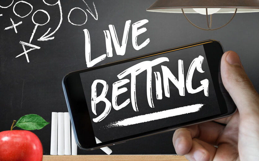 How to Make Live Sports Betting