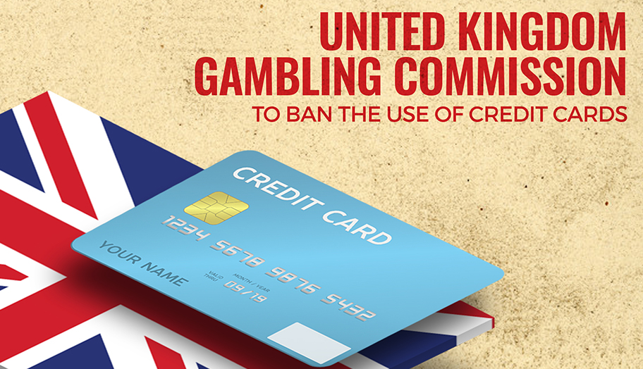Credit card betting ban in the UK