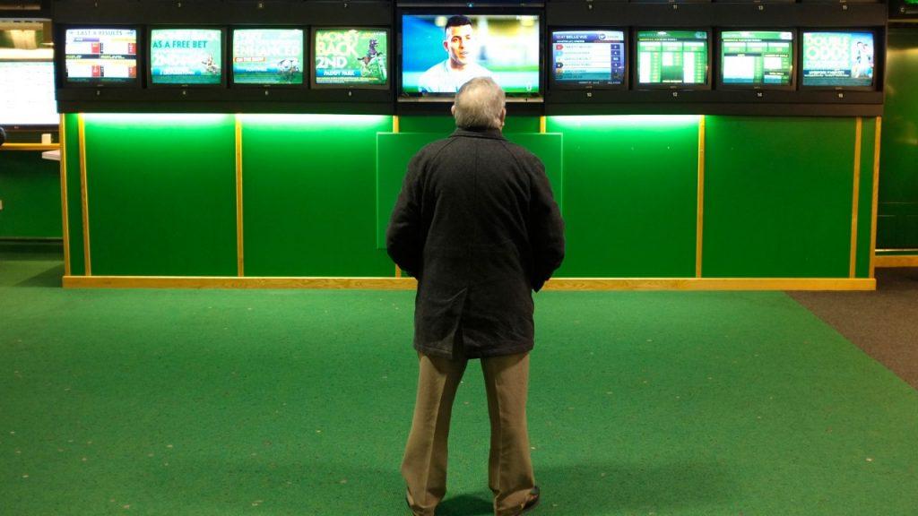 irish betting shop