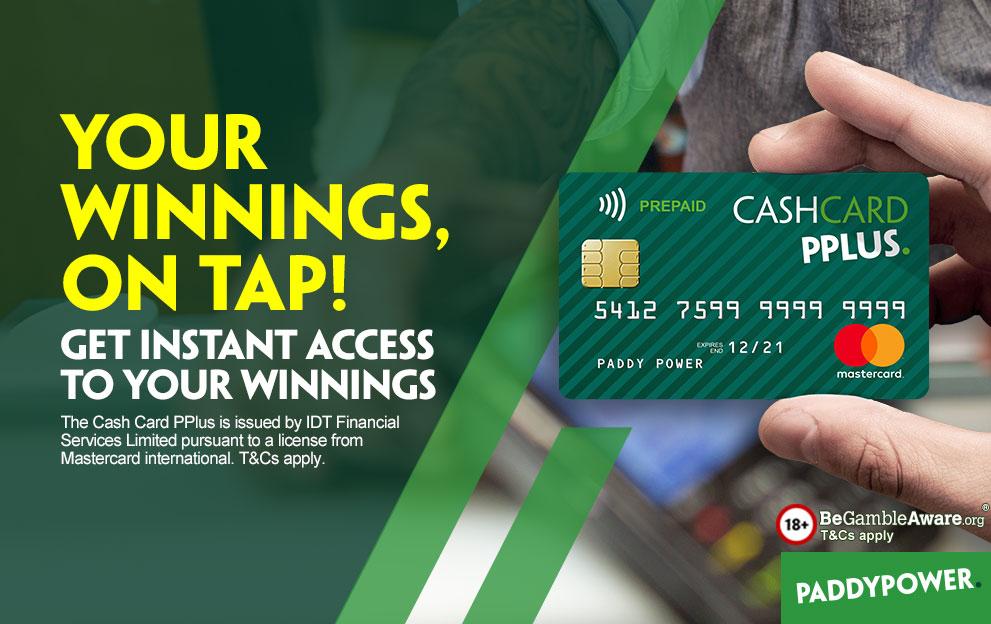 cash card pplus