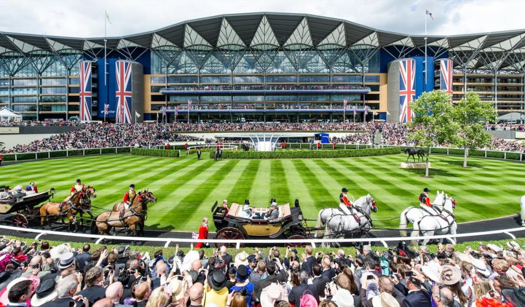 Royal Ascot HD Wallpaper