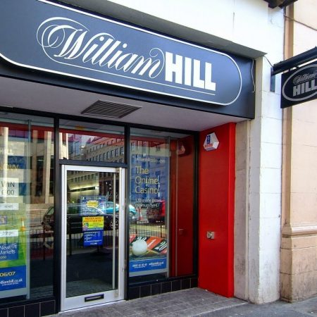 William Hill pursues HMRC FOBTs rebate