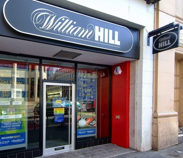 William Hill pursues HMRC FOBTs rebate