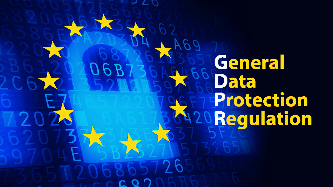 Genetal Data Protection Regulation (GDPR) Logo