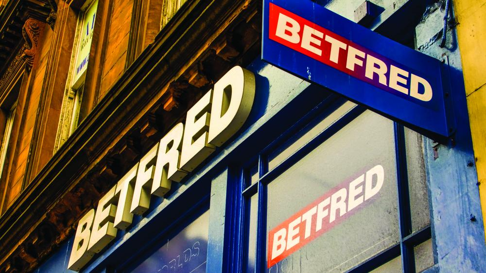 Betfred FOBTs