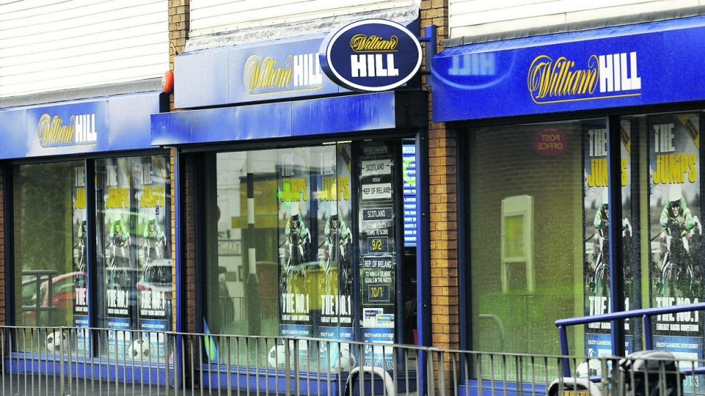 William Hill FOBTs & Betting Shops