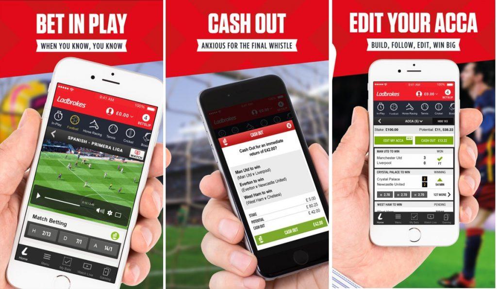 Ladbrokes Mobile App Review