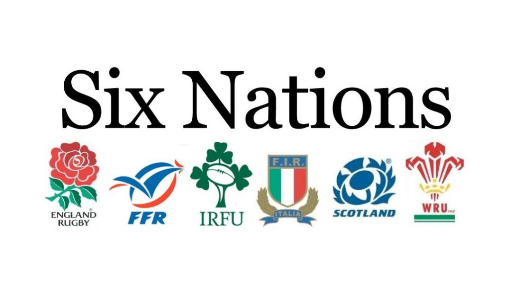 Six Nations Cup Logo