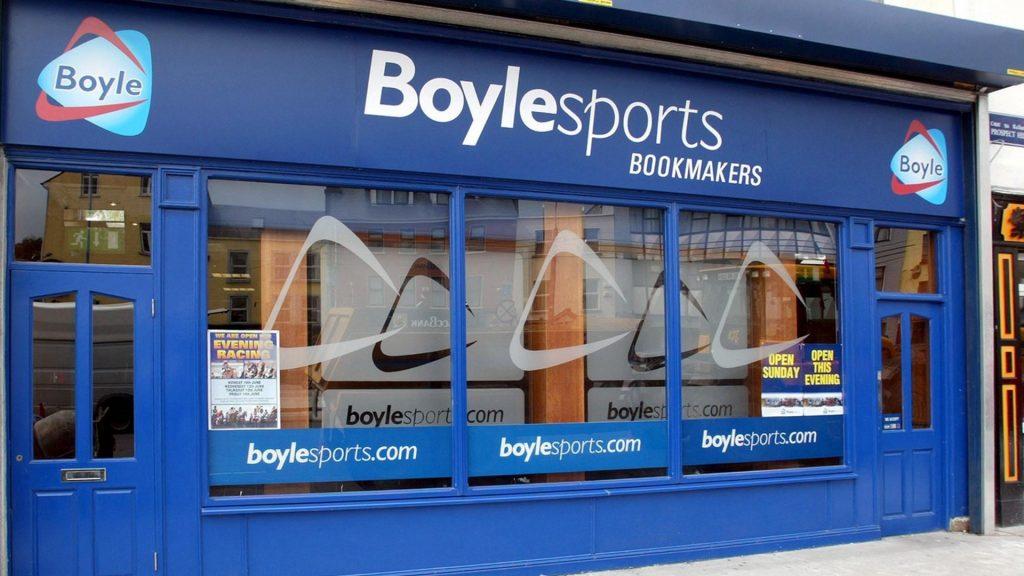 BoyleSports Shops & FOBTs
