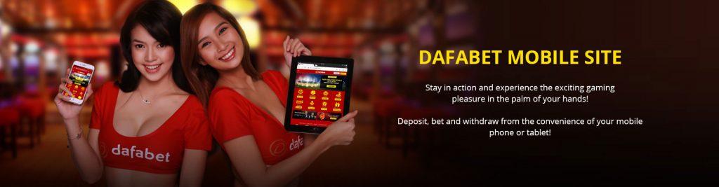 Dafabet Mobile App Review