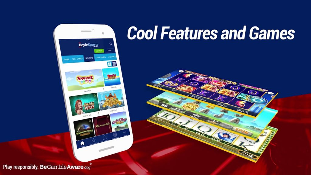 BoyleSports Mobile App Review