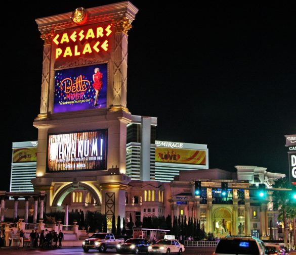 Caesars buy William Hill for $3.7 billion in sports-betting drive