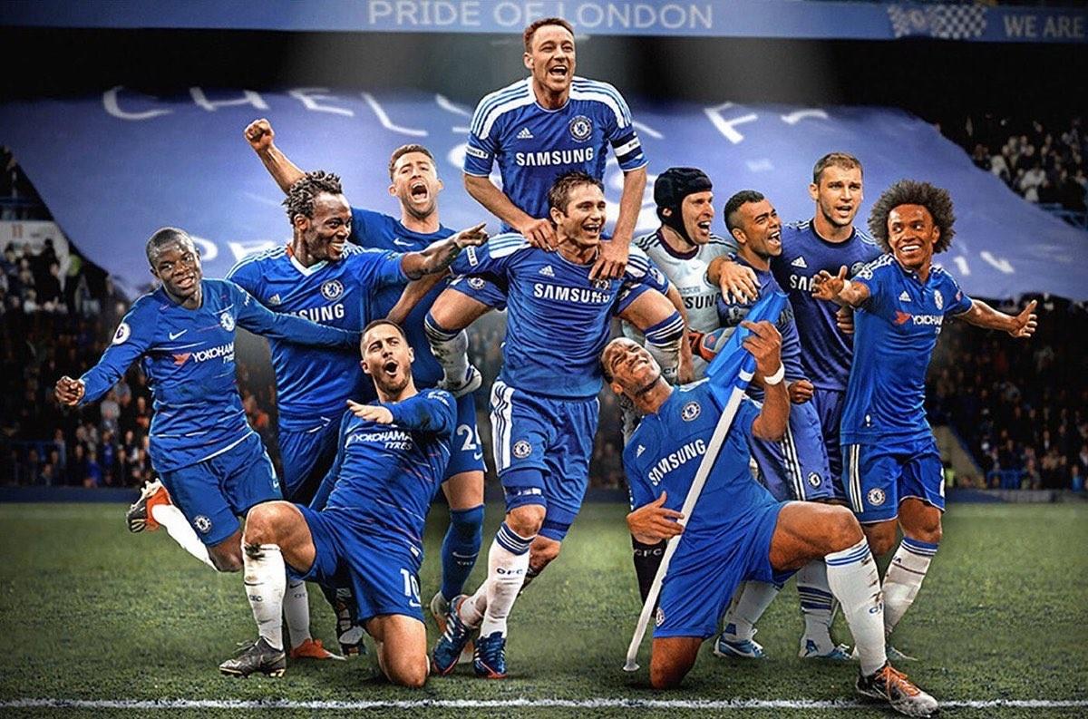 Chelsea Squad HD Wallpaper