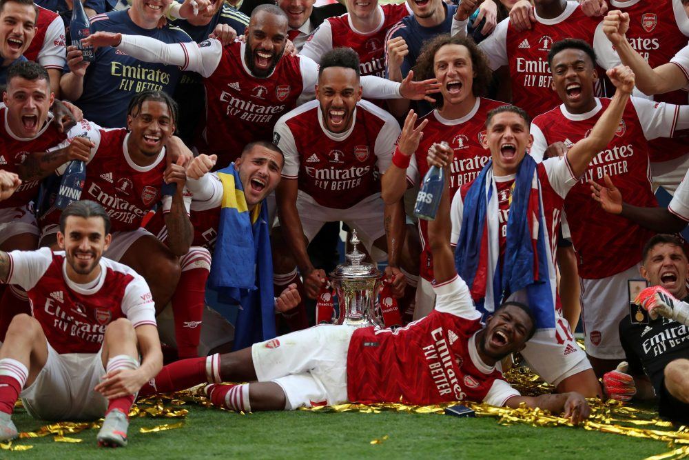 Arsenal Chelsea FA Cup Final