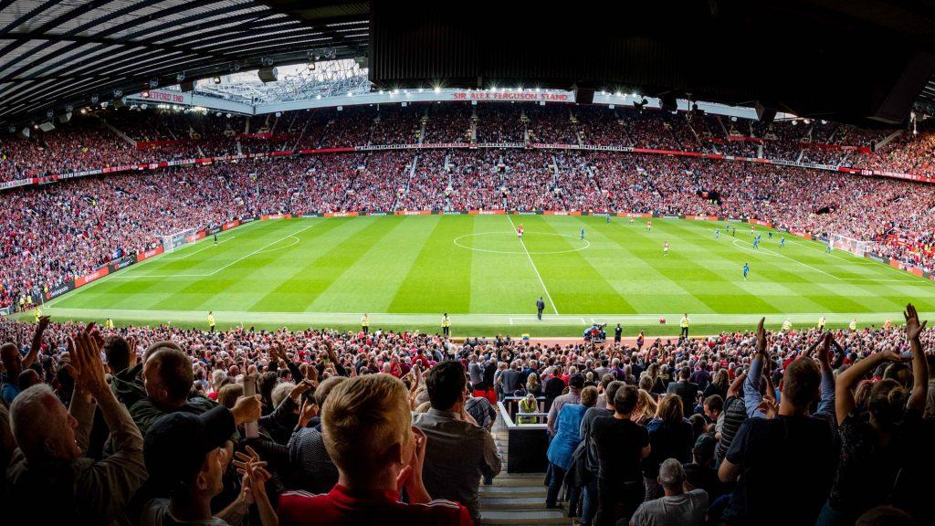 Old Trafford Stadium HD Photo