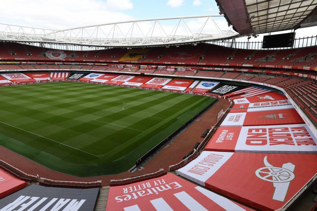 Arsenal F. C. Venue Emirates Stadium