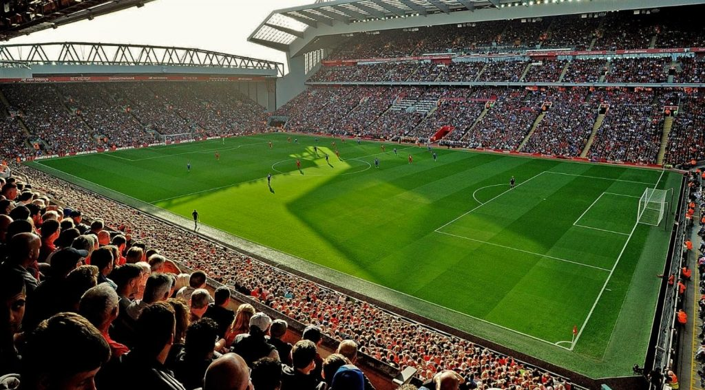 Anfield Stadium Home of Liverpool