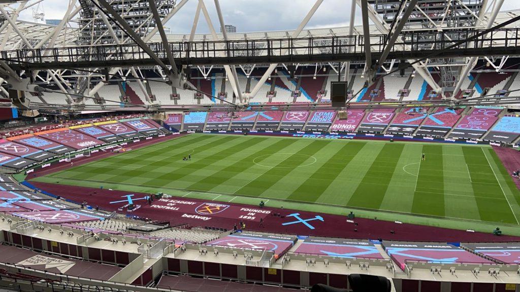 London Stadium - Olympic Stadium - Stadium at Queen Elizabeth Olympic Park