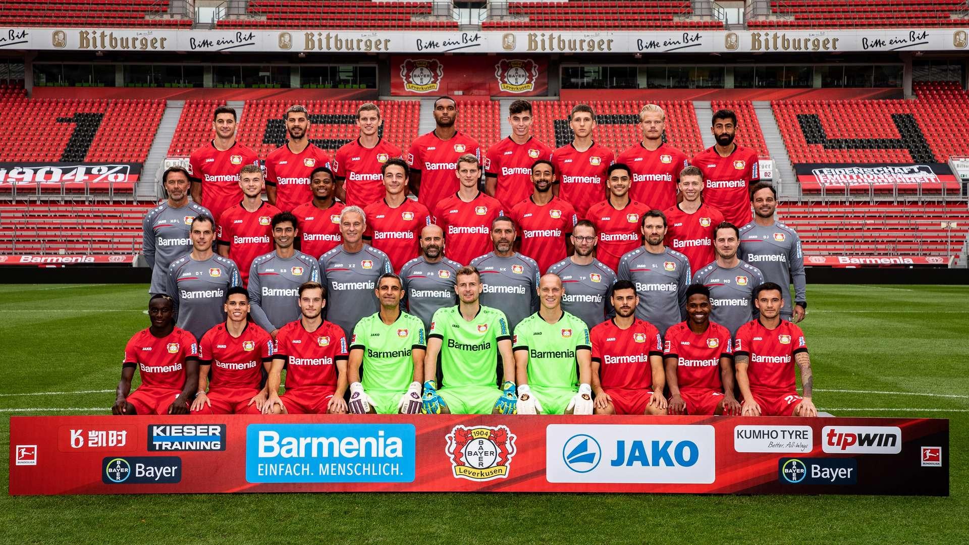 Bayer Leverkusen - history, facts and stats | bet-bet.net